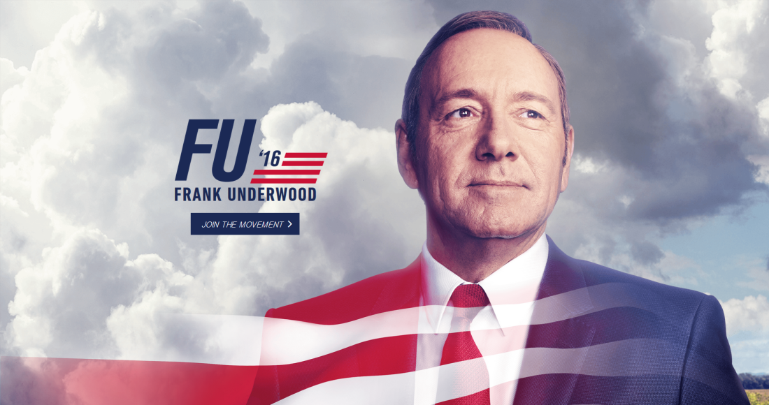 House Of Card Season 4 - FU2016